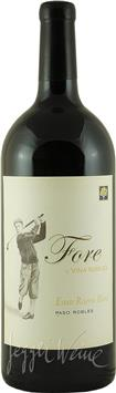 """Fore Estate Reserve Blend"" Paso Robles MO, Limited Release